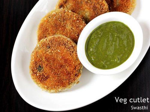 103. Vegetable Cutlets