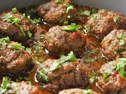 209. Beef Seekh Kabab Karahi