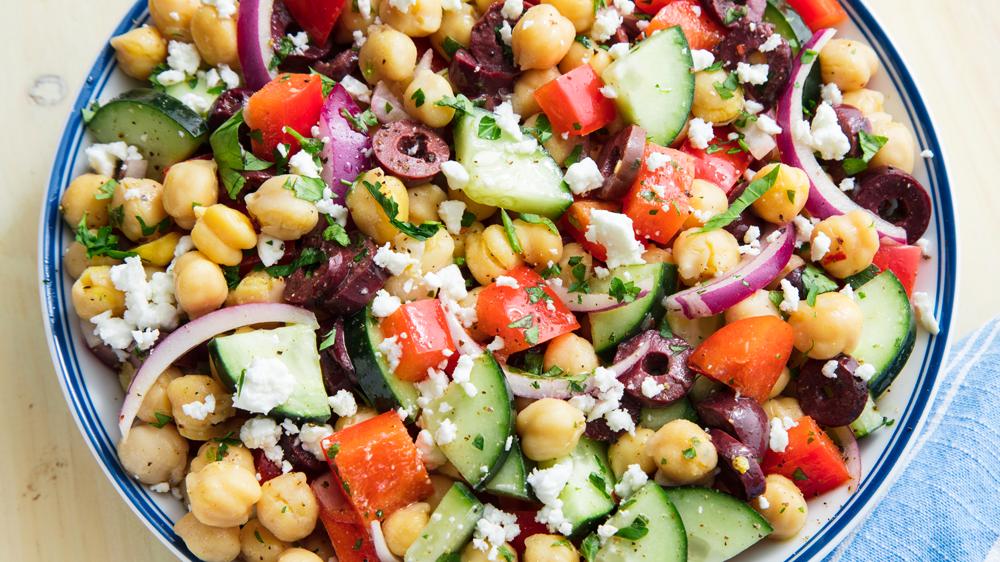 105.Mediterrance Salad