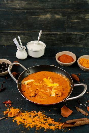 213.Butter Chicken Karahi