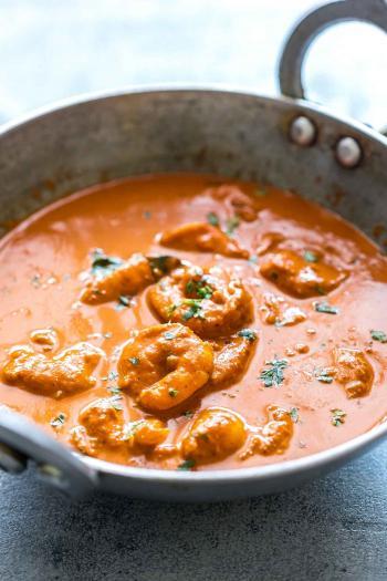 404. Prawns Curry