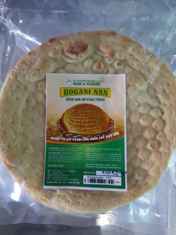 Rogani Nan ( Butter Nan )